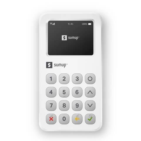 Betalingsterminal SumUp 3G