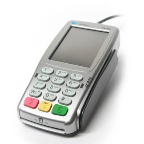 Stasjonær Betalingsterminal Vx820