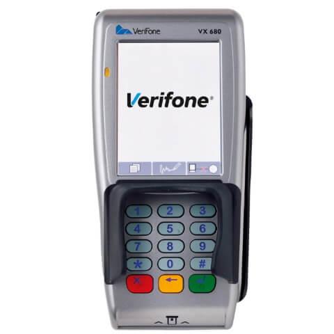 Vx690 Mobil betalingsterminal