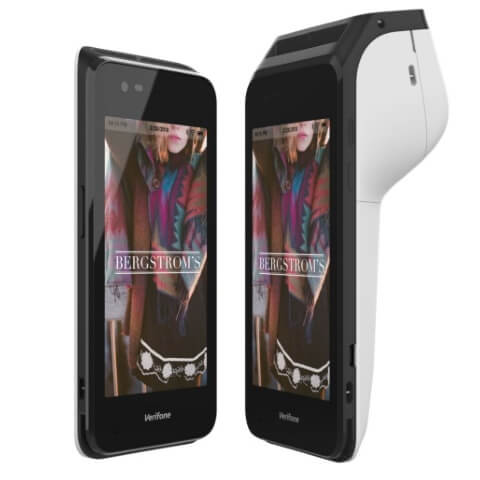Mobil betalingsterminal Carbon Mobile 5