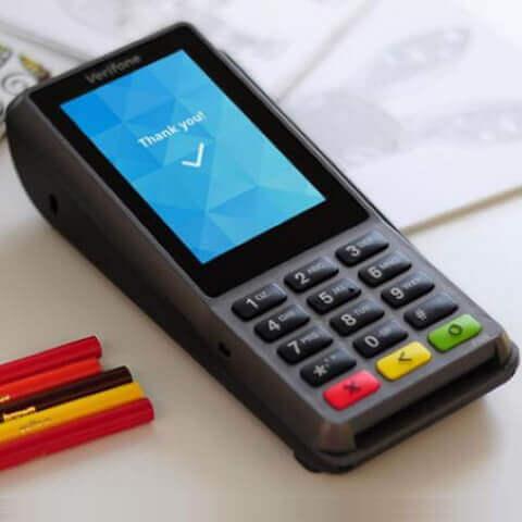 Stasjonær betalingsterminal P400