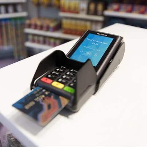 Stasjonær Betalingsterminal V400c