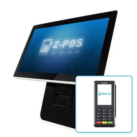 Z-POS Datakasse A2 med P400