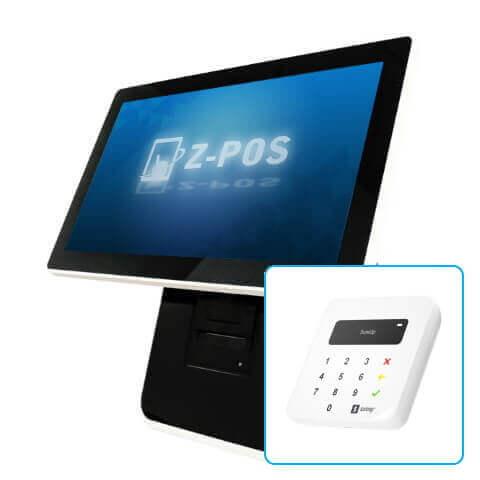 Z-POS Datakasse A2 med SumUp Air