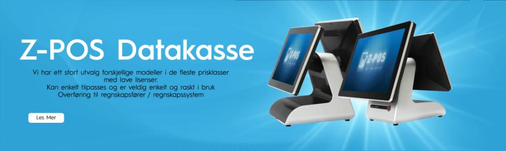 Z-POS Datakasser